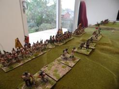 More British reinforcements